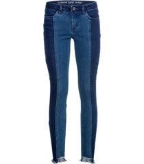 jeans bicolori (blu) - rainbow
