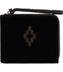 marcelo burlon velvet wallet