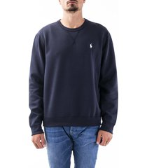 ralph lauren cotton blend sweatshirt