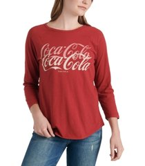 lucky brand coca-cola t-shirt