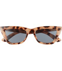 bp. 50mm cat eye sunglasses in tortoise at nordstrom