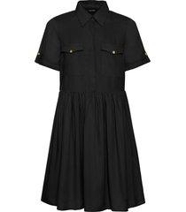 abito chemisier (nero) - bodyflirt
