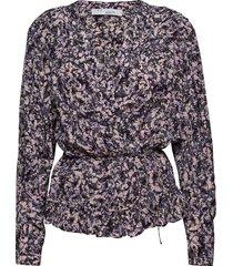 usige blouse lange mouwen multi/patroon iro