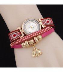 orologio da polso in elefante