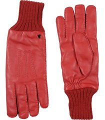 versace collection gloves