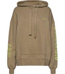 iben hoodie wrp hoodie trui groen iben
