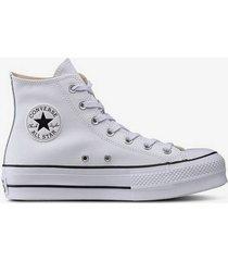 sneakers chuck taylor all star lift clean hi