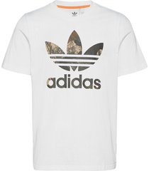 camo trf tee t-shirts short-sleeved vit adidas originals