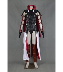 final fantasy xiii lightning cosplay costume women halloween party outfit