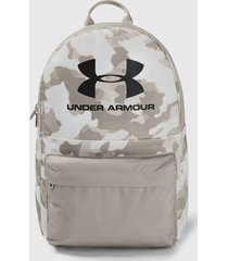 mochila loudon backpack beige under armour