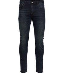 03 tyler slim slimmade jeans blå superdry