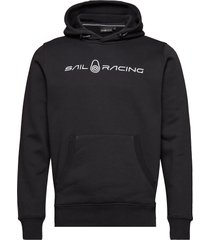 bowman hood hoodie trui zwart sail racing