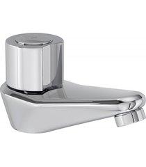 torneira para lavatório de mesa bica baixa targa cromada