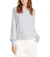 women's vince raglan sleeve pullover
