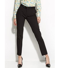 spodnie eleganckie czarne