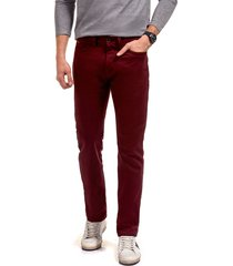 pantalón bristol fj rojo ferouch