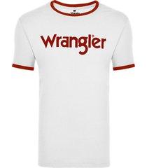 tshirt masculina wrangler urbano - wm8104 - kanui