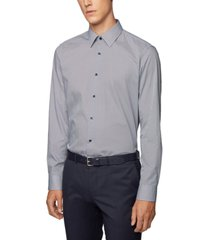 boss men's ganos regular-fit shirt
