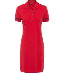 abito in maglina (rosso) - bodyflirt