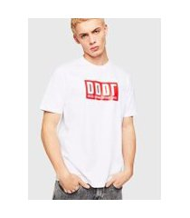 camiseta diesel t-just-a9 masculina