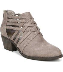 fergalicious bunker cut out booties women's shoes