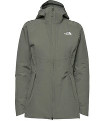 w hikesteller parka shell jacket - eu outerwear sport jackets grön the north face
