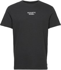 jprbladean ss tee crew neck t-shirts short-sleeved svart jack & j s