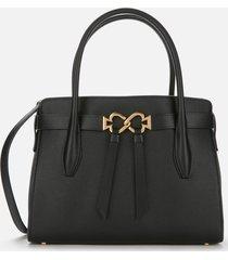 kate spade new york women's toujours medium satchel - black
