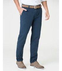 pantalon pasarela azul