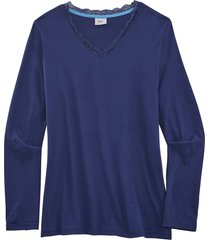 maglia pigiama (blu) - bpc bonprix collection