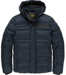 jack hooded melange twill liftmaster