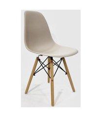 cadeira eames dkr wood nude