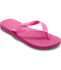 top shoes summer shoes flip flops rosa havaianas