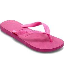 top shoes summer shoes flip flops rosa havaianas