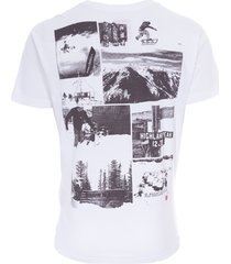 t-shirt masculina photos - branco