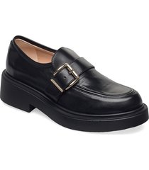 elite_na loafers låga skor svart unisa