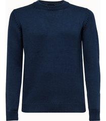 roberto collina maglia girocollo in lana
