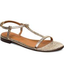 sandals 4902 shoes summer shoes flat sandals guld billi bi