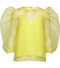 day fairy blouses short-sleeved geel day birger et mikkelsen
