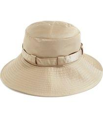 women's eric javits 'kaya' hat - beige