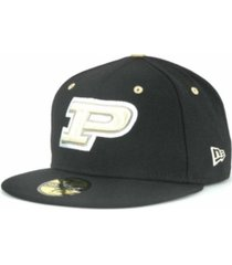 new era purdue boilermakers ncaa ac 59fifty cap
