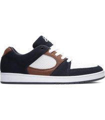 zapatilla es accel slim navy tan white és