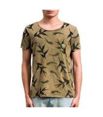 camiseta salt 35g amazon dupla face masculina
