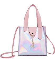 borse a tracolla per il tempo libero in nappa per borsa laser cervi da donna