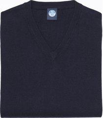 maglia in lana e cotone