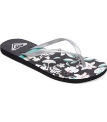 roxy bermuda flip flop sandals women's shoes