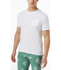 tommy hilfiger men's tommy crew neck pocket tee