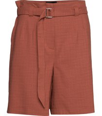 6253 - aileen high short shorts flowy shorts/casual shorts röd sand