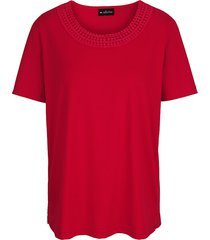 shirt m. collection rood