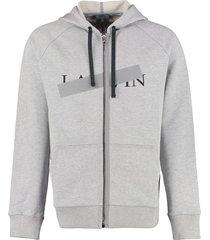 lanvin full zip hoodie